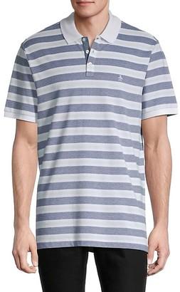 Original Penguin Striped Polo Shirt