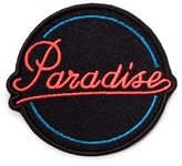 Marc Jacobs 'Paradise' embroidered patch