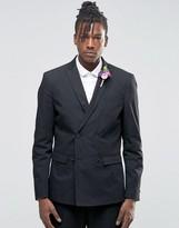 Selected Wedding Cotton Linen Suit Jacket