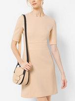 Michael Kors Stretch Boucle-Crepe Dress