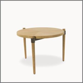 Horgans Colette Oak Tall Coffee/side Table