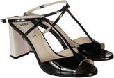 Fendi T-Strap Sandals