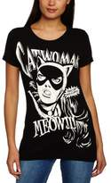 Logoshirt New Girls Batman - Catwoman Logo Women's T-Shirt