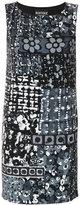 Moschino multi print dress