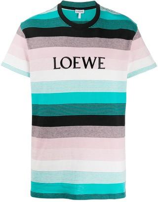 Loewe striped T-shirt