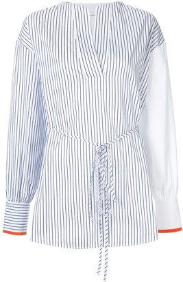 Victoria Victoria Beckham Striped Blouse