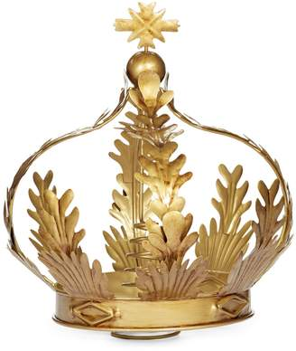 story. Glucksteinhome Storybook Crown Tree Topper