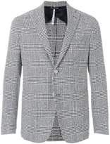 Entre Amis checked style jacket