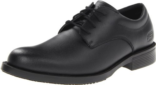 Skechers for Work Men's Executive SR Work Shoe