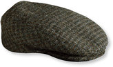 L.L. Bean Men's Scottish Tweed Touring Cap with Gore-Tex