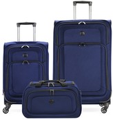 Delsey Embarque 3 Piece Spinner Luggage Set - 100% Exclusive