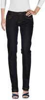 Frankie Morello Denim pants - Item 42587266