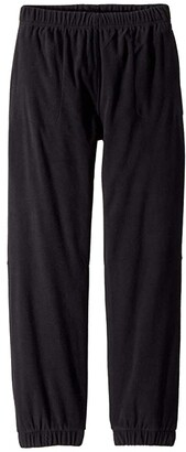 Columbia Kids Glacialtm Fleece Banded Bottom Pants (Little Kids/Big Kids) (Black) Boy's Fleece