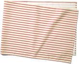 Maison Du Linge Stripe Table Runner, Red/Ecru