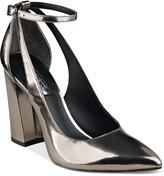GUESS Women's Braya Pointed-Toe Pumps