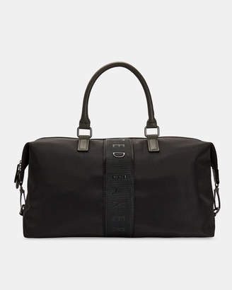 Ted Baker CONTI Branded satin holdall