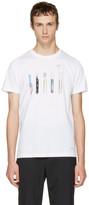 Paul Smith White Test Tube T-Shirt