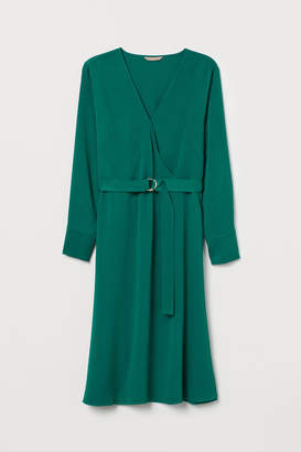 H&M H&M+ Wrap dress