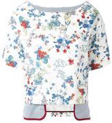 Antonio Marras layered T-shirt