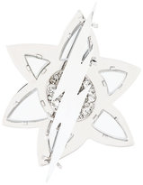 DSQUARED2 lightning bolt brooch