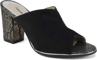 Rialto Block Heel Slip-On Sandals - Wendall