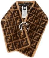 Fendi FF logo collar