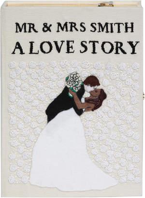 Olympia Le-Tan Olympia Le Tan A Love Story Book Clutch