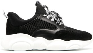 Moschino Oversize-Sole Sneakers
