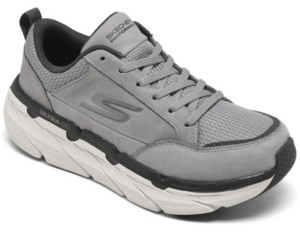 Skechers Men's Max Cushioning Premier Wide Width Running and Walking Sneakers from Finish Line