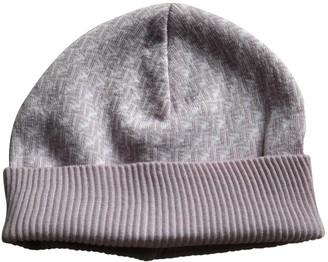 Fendi Pink Wool Hats