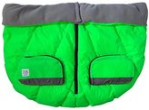7 A.M. ENFANT Duo Double Stroller Blanket, Neon Green by 7 A.M. Enfant