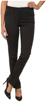 Jag Jeans Sophie Mid Rise Straight Bay Twill