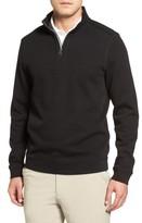 Cutter & Buck Men's Bayview Quarter Zip Pullover