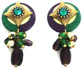 Mam MAM' Mardi Gras Earrings