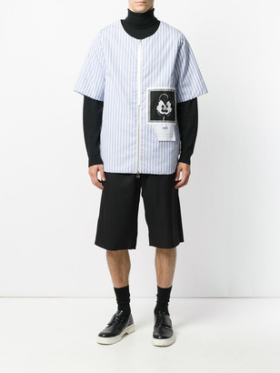 Oamc Loose Fit Shorts