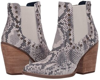 Dingo Stay Sassy (Snake Suede) Women's Pull-on Boots