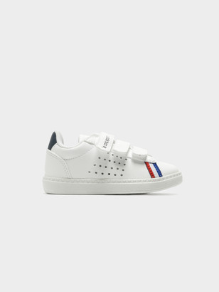 Le Coq Sportif Courtstar Infant Sneakers in White