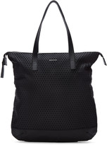 Diesel Black M-move To Tote Bag