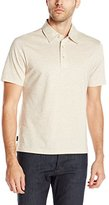 Jack Spade Men's Keaton Heathered Polo Shirt