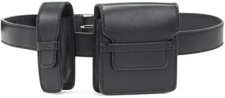 Gabriela Hearst Leather utility belt