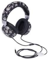 Dolce & Gabbana Palm Tree Leather Headphone
