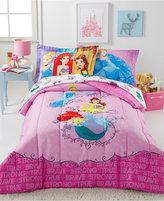Disney Disney's Princess Friendship Adventures Full 7-Pc. Comforter Set