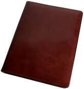 Thumbnail for your product : Bosca Leather Letter Pad Cover
