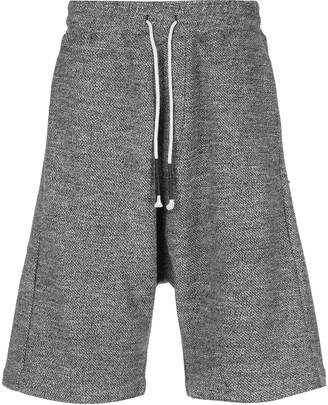 Mostly Heard Rarely Seen Lullaby bermuda shorts
