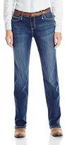 Wrangler Women's Mae Premium Patch Jean