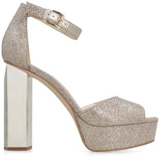 MICHAEL Michael Kors Petra Heeled Sandals