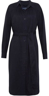 French Connection Sunny Belted Shirt Dress