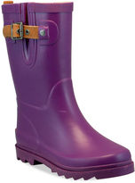 Western Chief Chooka by Shoes, Girls Top Solid Rain Boots