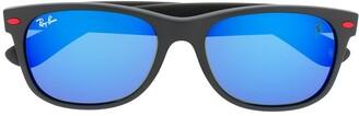 Ray-Ban x Scuderia Ferrari wayfarer sunglasses
