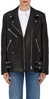 Alexander Wang Women's Leather Biker Jacket